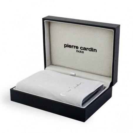 Tabachera tigari Pierre Cardin Purple Silver
