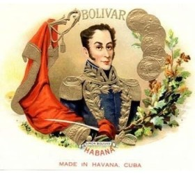 Trabucuri Bolivar Tubos No 1 25 trabucuri