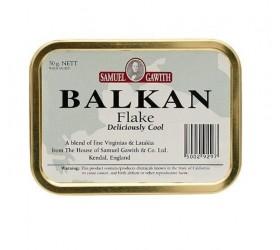 Tutun de pipa Samuel Gawith Balkan Flake 50 g