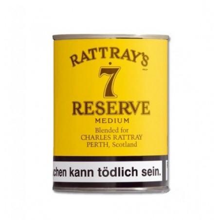 Tutun pentru pipa Rattrays 7 Reserve 100