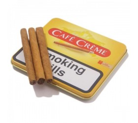 Tigari de foi Cafe Creme Mild 10