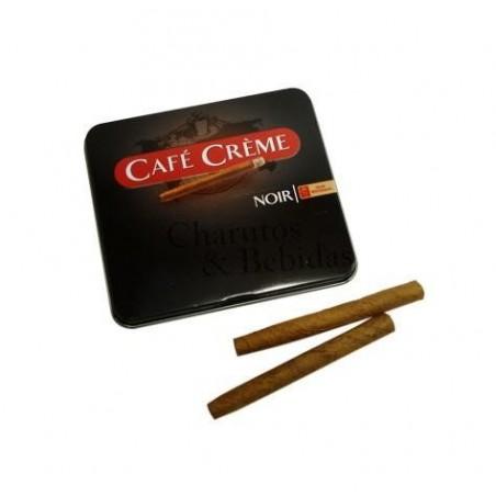 Tigari de foi Cafe Creme Noir