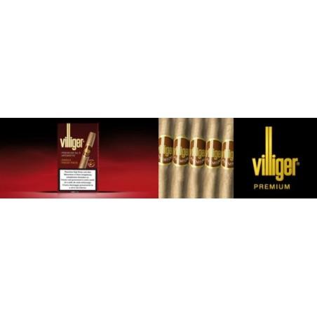Tigari de foi Villiger Premium No.8 Aromatic