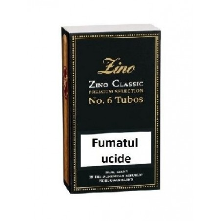 Trabucuri Zino Clasic No 6 Tubos 3