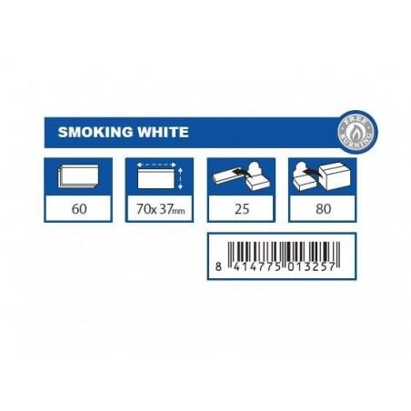 Foite rulat tigari Smoking Master White
