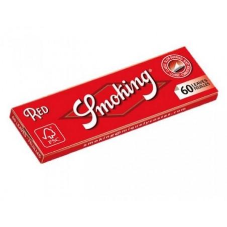 Foite rulat tigari Smoking no 8 Red