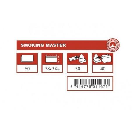 Foite rulat tigari Smoking Master Medium