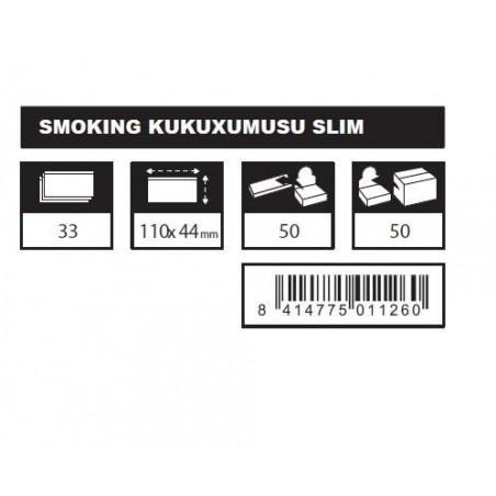 Foite de rulat Smoking Kukuxumusu Slim
