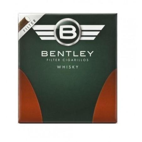 Tigari de foi Bentley Filter Whisky 20