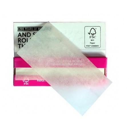 Foite de rulat Rizla Pink 50