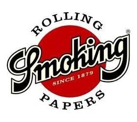 Foite de rulat Smoking Regular Master Double 120