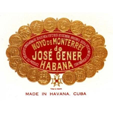 Trabucuri Hoyo de Monterrey Epicure No 2 Tubos 3