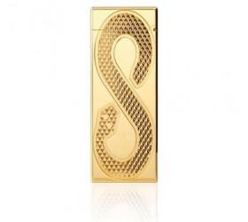 Bricheta Dunhill Rollagas Snake Gold
