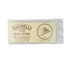 Filtre lemn Balsa 6 mm Savinelli