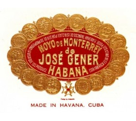 Trabucuri Hoyo de Monterrey Palmas Extra 25 trabucuri