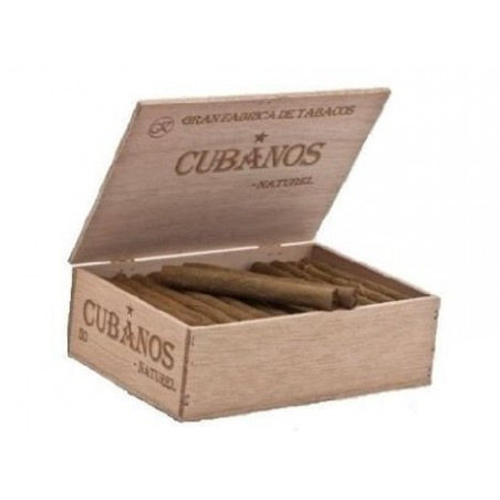 Trabucuri Cubanos Corona Natural 50