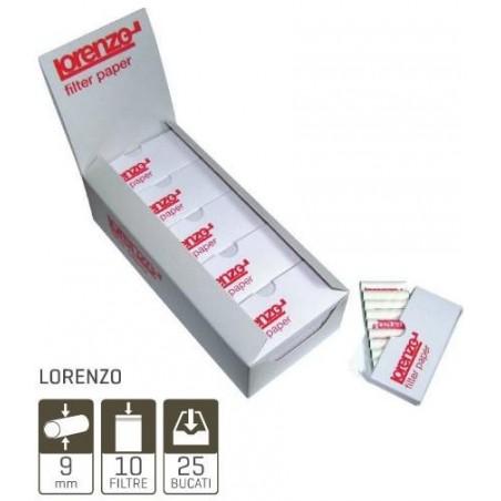 Filtre de pipa Lorenzo Carbon 250