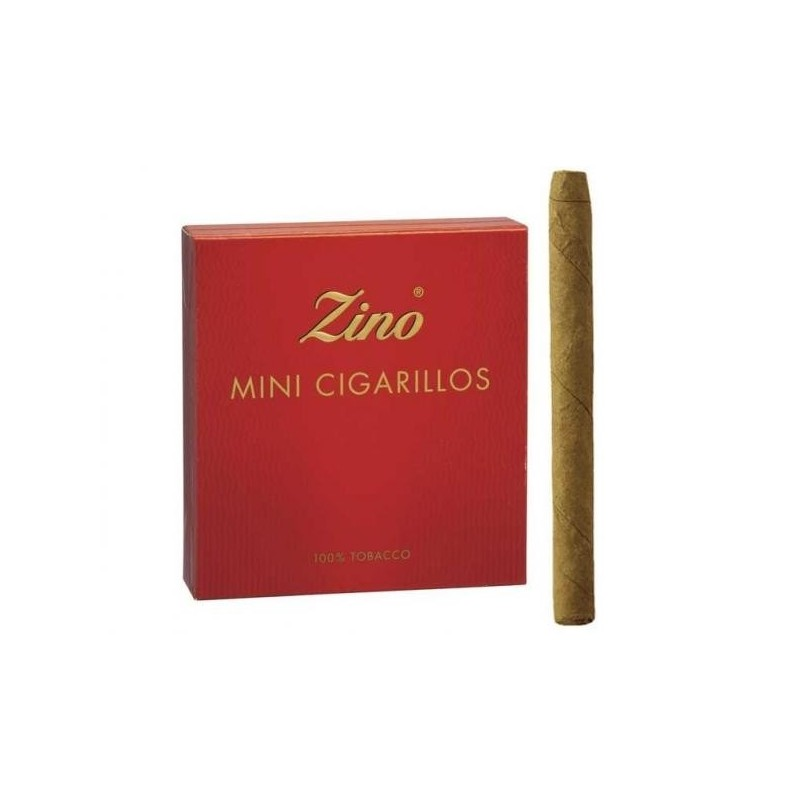 Tigari de foi Zino Mini Cigarillos Red Export 20