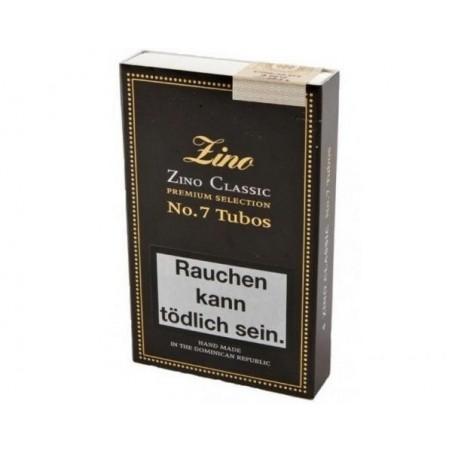 Trabucuri Zino Classic No7 Tubos 4S