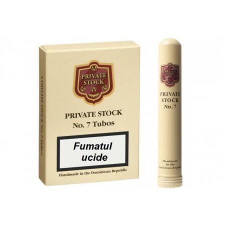 Trabucuri Private Stock No 7 Tubos 4S