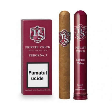 Trabucuri Private Stock MF Robusto Tubos 3S