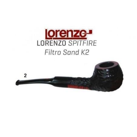 Pipa Lorenzo Spitfire Filtro Sand K2 2