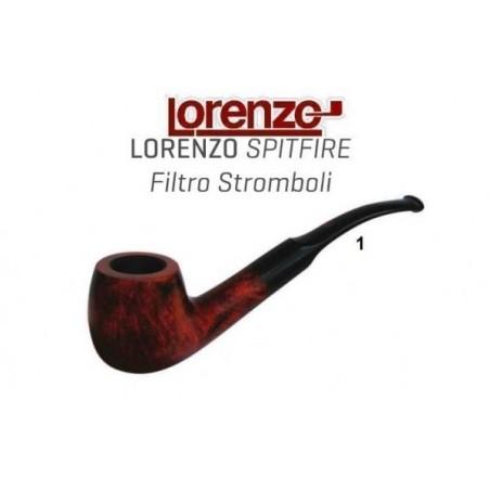 Pipa Lorenzo Spitfire Filtro Stromboli 1
