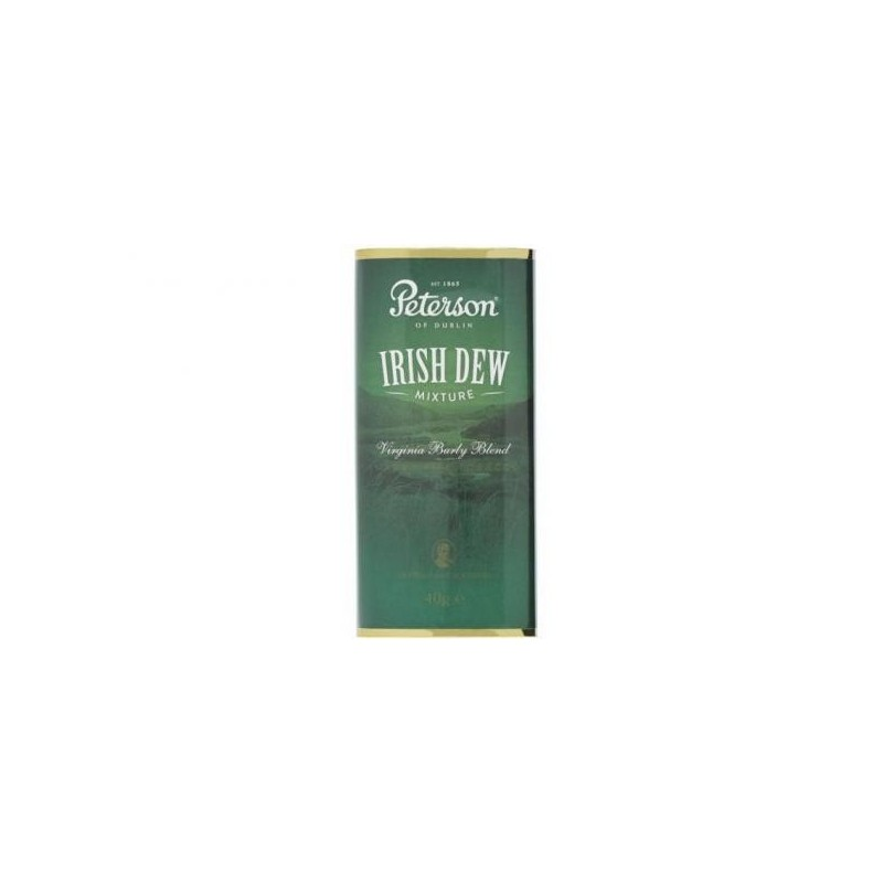 Tutun de pipa Peterson Irish Dew 40gr