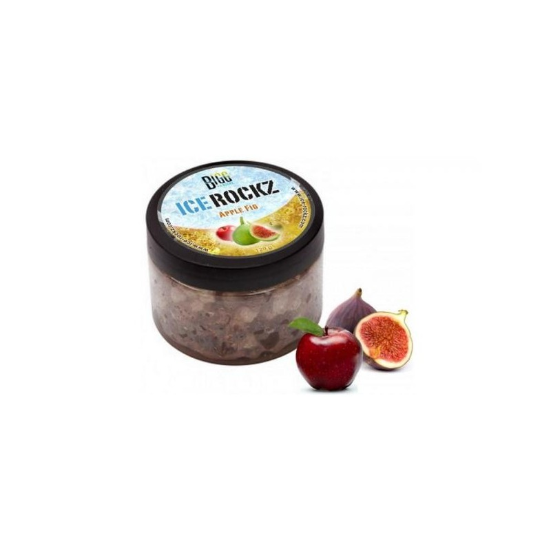 Pietre narghilea Ice Rockz Apple and Fig 120 gr