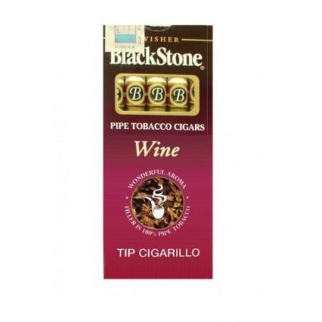 Tigari de foi Blackstone Tip Cigarillos Wine 5