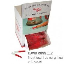 Mustiuc narghilea David Ross 200 Buc