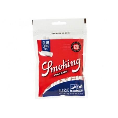 Filtre tigari Smoking Filters Classic Slim Long 120