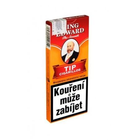 Tigari de foi King Edward Tip Cigarillos