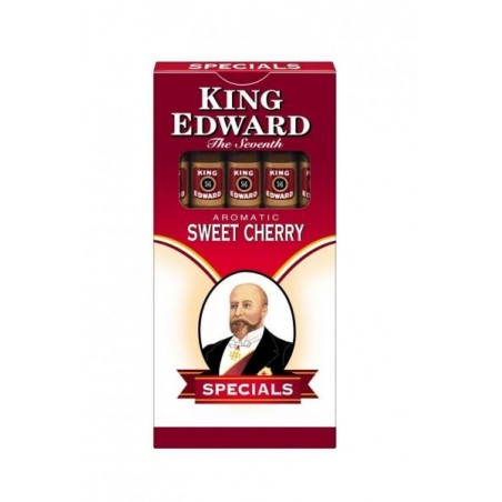 Tigari de foi King Edward Special Cherry 5