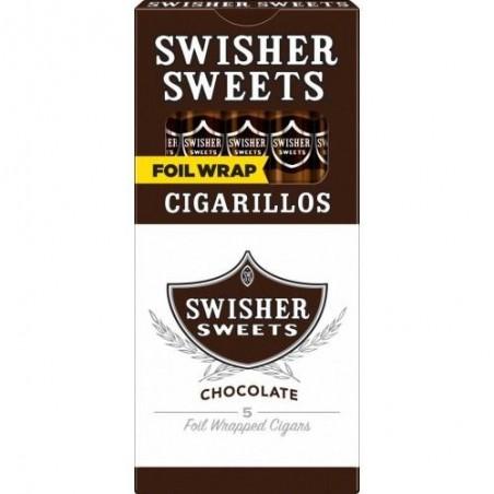 Tigari de foi Swisher Sweet Cigarilllos Chocolate 5