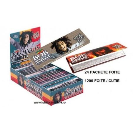 Foite rulat tigari Bob Marley Medium 25 pachete