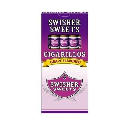 Tigari de foi Swisher Sweet Cigarilllos Grape 5