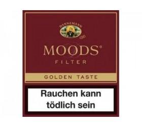 Tigari de foi Moods Dannemann Gold Filter 200