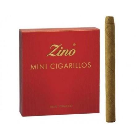 Tigari de foi Zino Mini Red 200