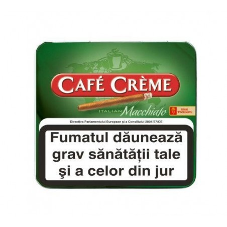 Tigari de foi Cafe Creme Italian Machiato 10