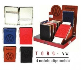 Tabachera 14 tigarete Toro Volkswagen