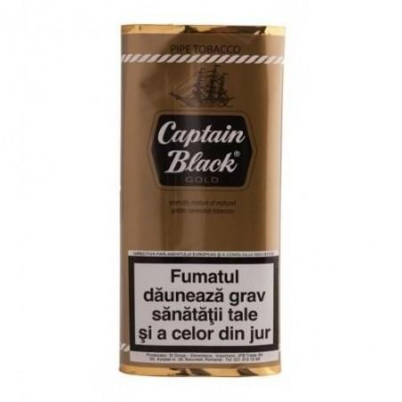 Tutun de pipa Captain Black Gold 6 pachete