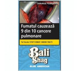 Tutun de rulat Bali Shag Blue American 8 Pachete