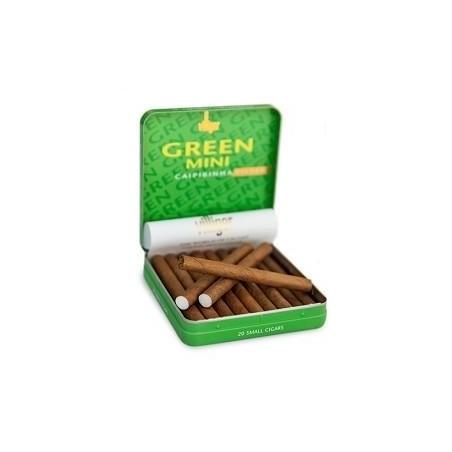Tigari de foi Villiger Green Mini Filter 10