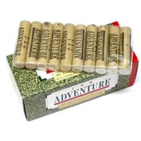 Filtre pipa Adventure Carbon 40