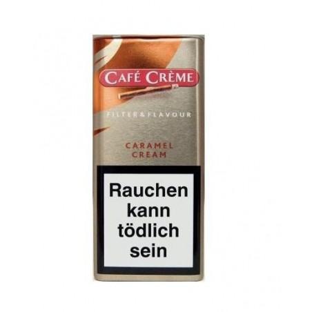 Tigari de foi Cafe Creme Filter Caramel Cream 10