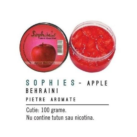 Pietre narghilea Apple Behraini Sophies 100g