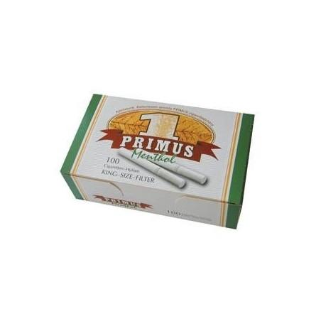 Tuburi tigari Primus Menthol 100