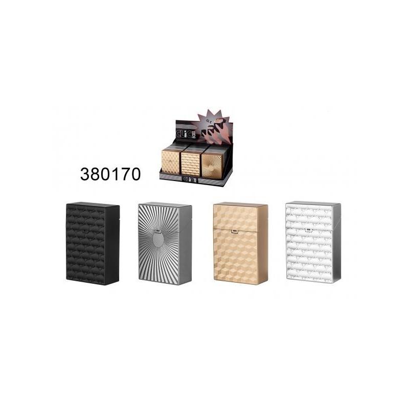 Husa pachet tigari Clic Boxx Deluxe
