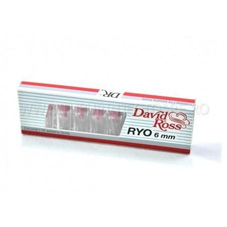 Filtre nicotina David Ross Ryo 6 mm